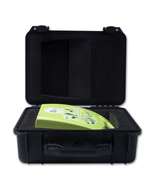 AED Plus Pelican case small