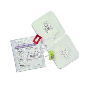AED Plus pedi padz II