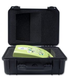 Zoll AED Plus pelican case