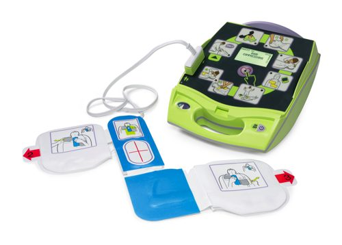 Zoll Aed Plus Semi Automatic Defibshop