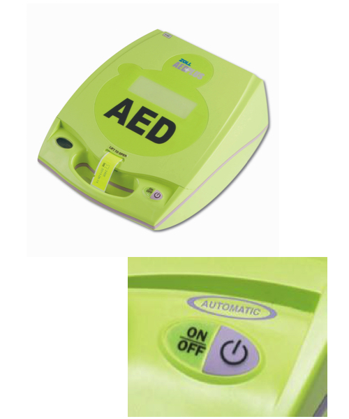AED Plus fully auto