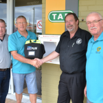 Defib at Club Lennox