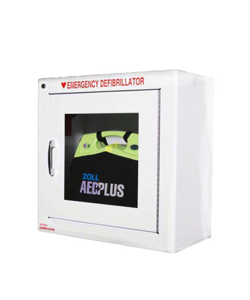 AED Plus standard wall cabinet-p