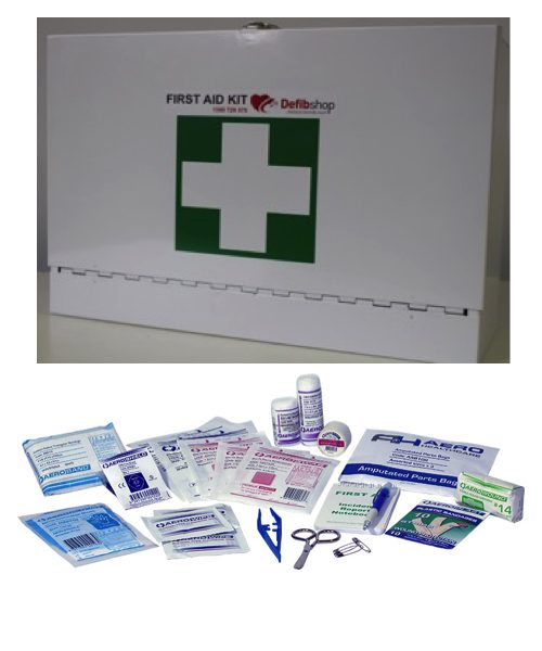 Defibshop first aid kit