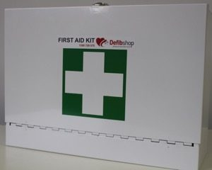 First Aid Front Metal Cab