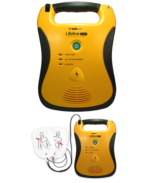 Lifeline fully Auto AED