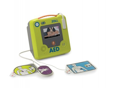 ZOLL AED3 with Pads