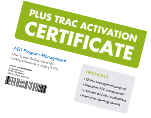 PlusTrac Certificate-w