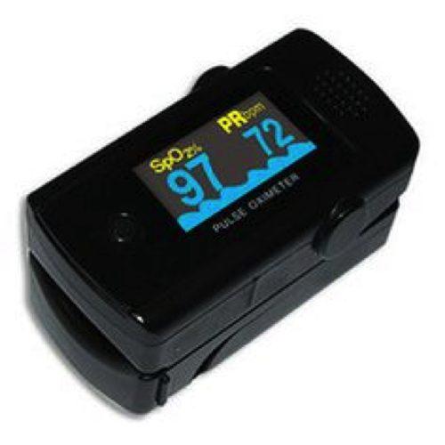 SP02 finger oximetre