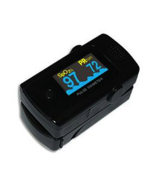 SP02 finger oximetre