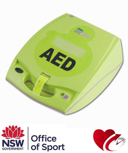 AED Plus NSW OoS package