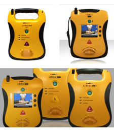 Defibtech Lifeline AEDs