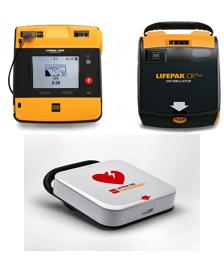 LIFEPAK AEDs