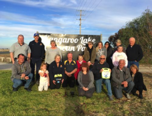 Kangaroo Lake Caravan Park – True Community Spirit!