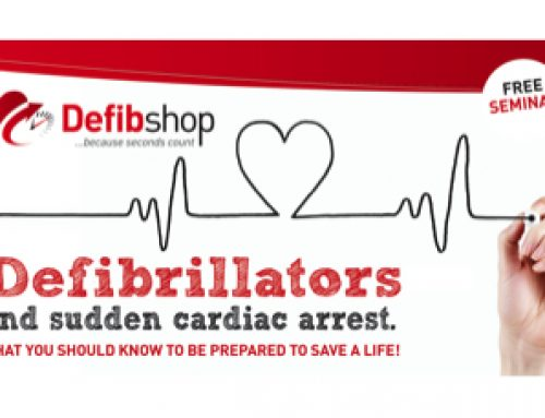 FREE The Defibshop 1/2 Day Seminars in SA!